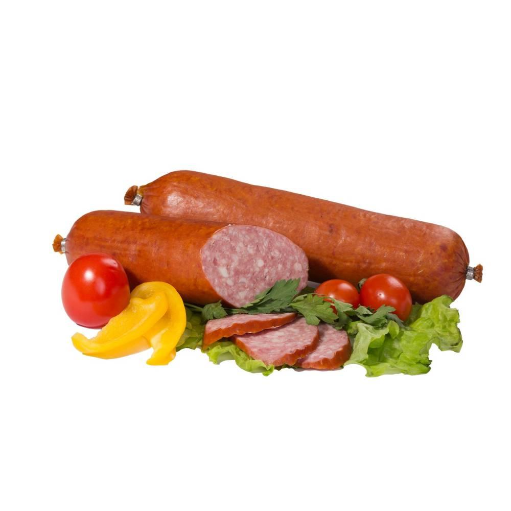 Варено копченые колбасы добавки