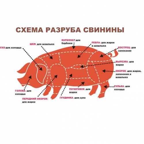 Свинина свежая