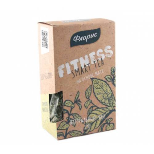 Чай травяной FLORIS Фитнес, 75 г