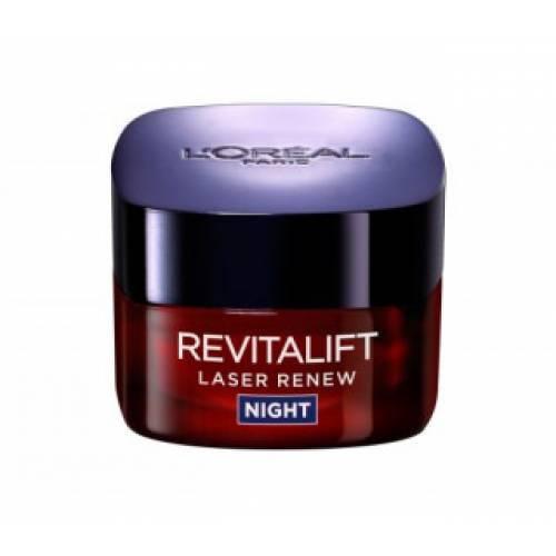 Восстанавливающий ночной крем-маска L`OREAL REVITALIFT...