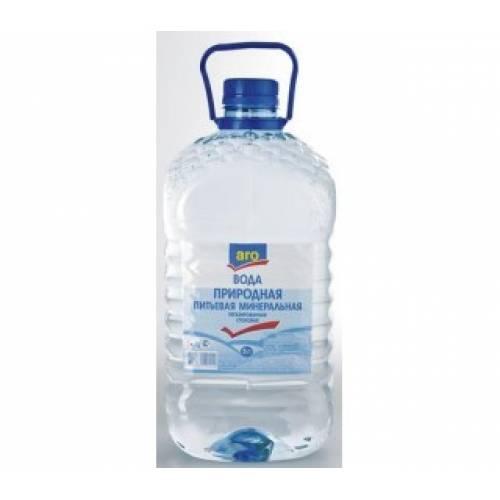 Питьевая вода ARO негазированная, 5л